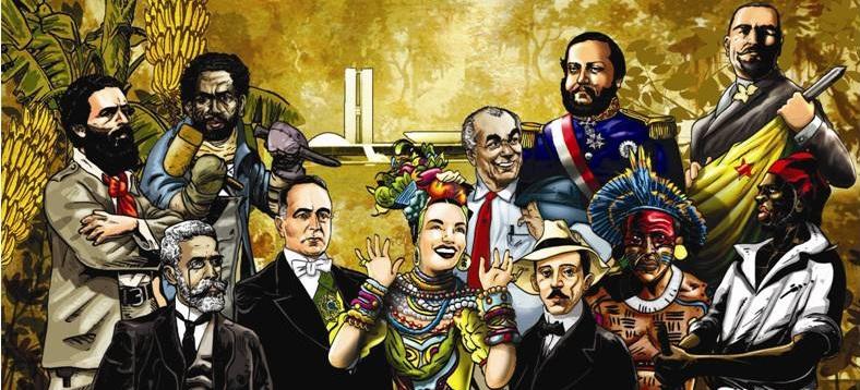 Resultado de imagem para história brasil